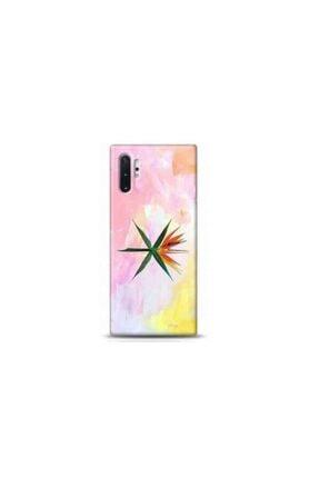 Kılıf Madeni Samsung Note 10 Plus Exo Tasarimli Telefon Kılıfı Y-exokf0028 0