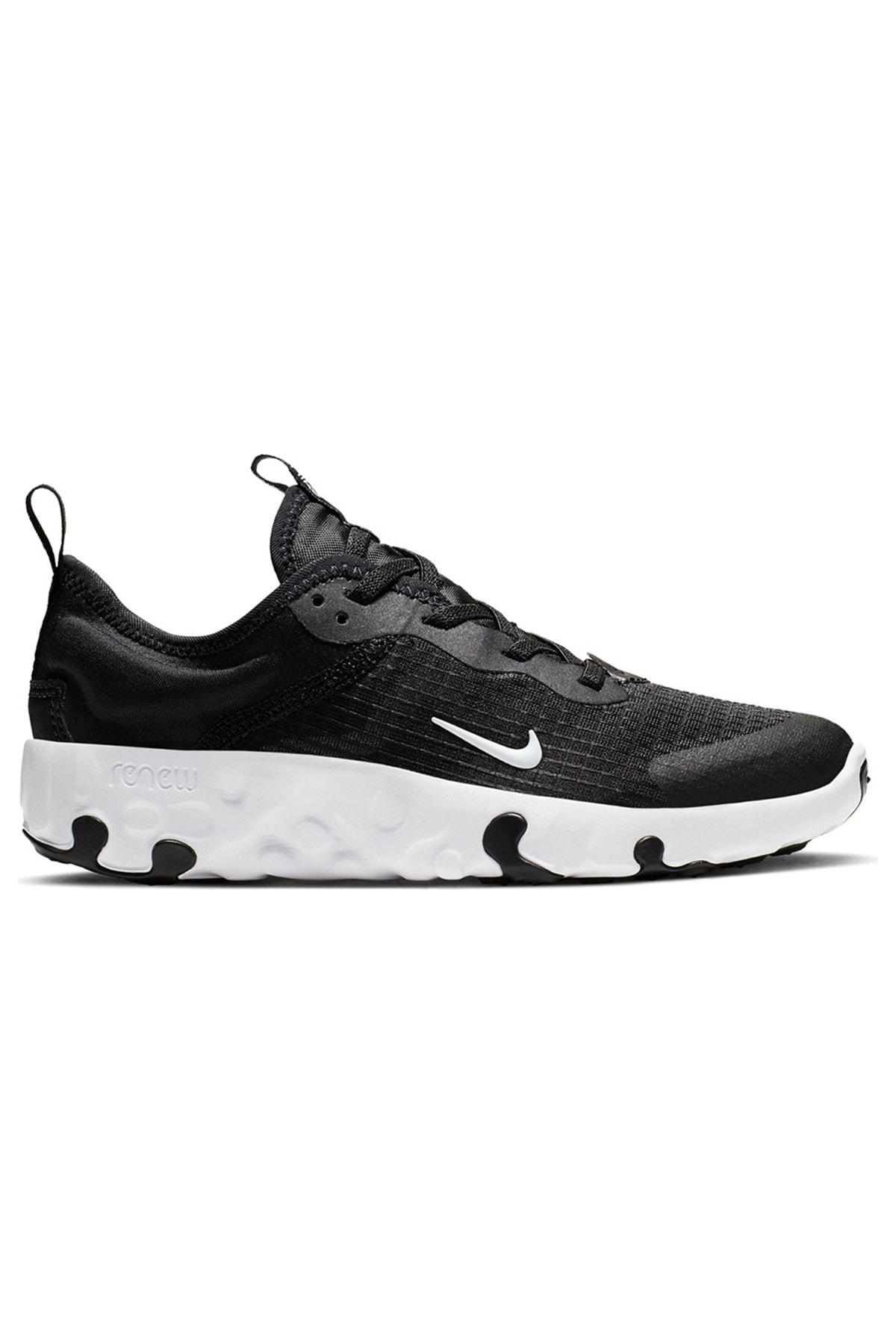 Nike Unisex Çocuk Siyah CD6904-001 Renew Lucent Spor Ayakkabı 0