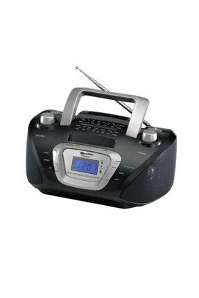 Roadstar Rdb600 M-bl Boombox +radyo +mp3 +usb +aux +sd +lcd Ekran 0