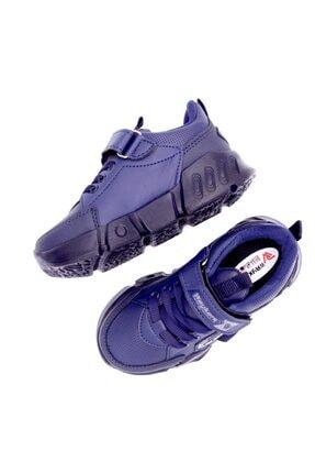 Waykers Erkek Çocuk Lacivert  Spor Ayakkabı 1