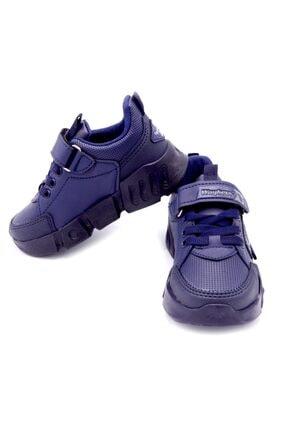 Waykers Erkek Çocuk Lacivert  Spor Ayakkabı 2