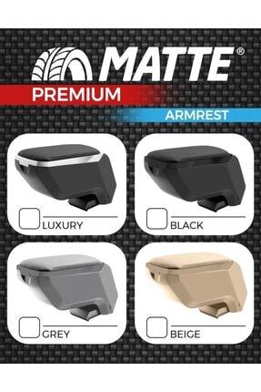Sevenyol Ford Mondeo 01-07 | Matte Premium Kolçak - Siyah| Yüksek Kalite 2