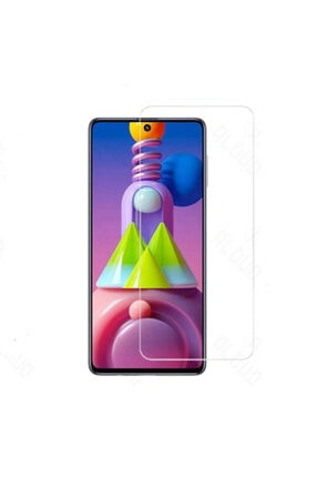 BizimGross Samsung Galaxy M51 Nano Esnek Kırılmaz Cam Ekran Koruyucu 0