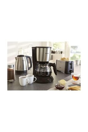 Philips Hd7462/20 Filtre Kahve Makinesi Inox 4