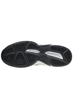 Mizuno Unısex Beyaz Mavi Voleybol Ayakkabısı 1