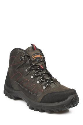 Asfalt Rengi Erkek Outdoor Ayakkabı 186 1466M
