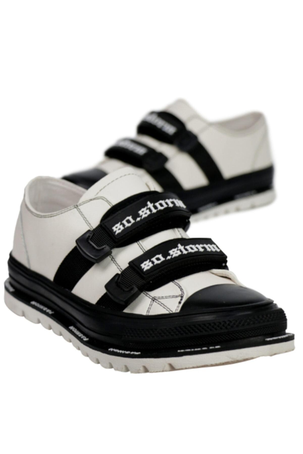 OZ DOROTHY Kadın Beyaz Bantlı Sneaker