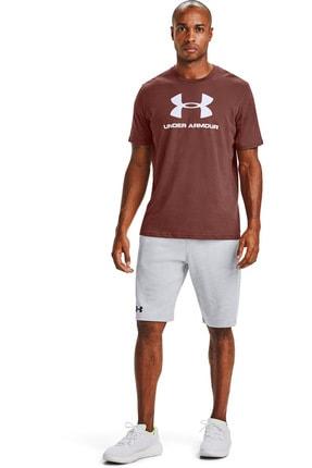 Under Armour Erkek Spor T-Shirt - Ua Sportstyle Logo Ss - 1329590-688 2