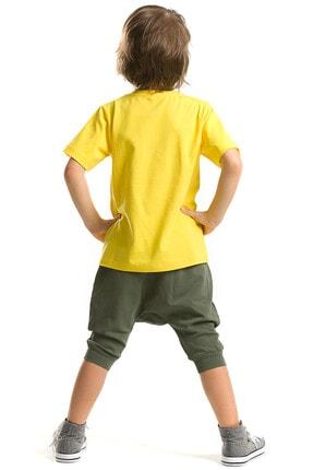 Mushi Erkek Çocuk Bronx Baggy Takım 1