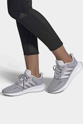 adidas Runfalcon Kadın Yürüyüş Koşu Ayakkabı Fw5160grı 1