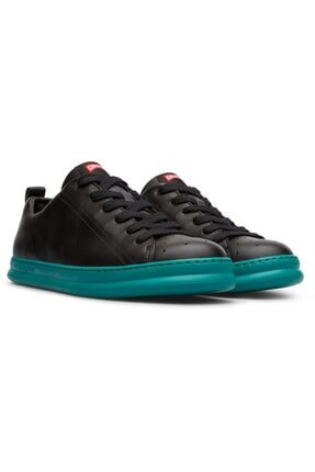 CAMPER Erkek Siyah  Runner Four Sneaker Black 1