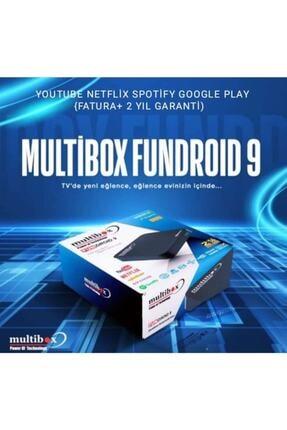 multibox Fundroid Pro Android 4k Smart Akıllı Box 2gb 16 Gb Ram Çanaksız Internet Uyumlu Tv Fund9 P280s8500 1