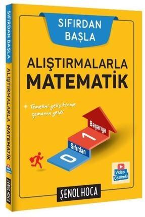 Şenol Hoca Yayınları Video Çözümlü Alıştırmalarla Matematik 0