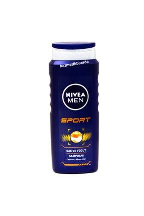 Nivea Duş Jeli 500 Ml.sport 0