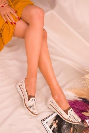 Soho Exclusive Bej Kadın Casual Ayakkabı 16018 1