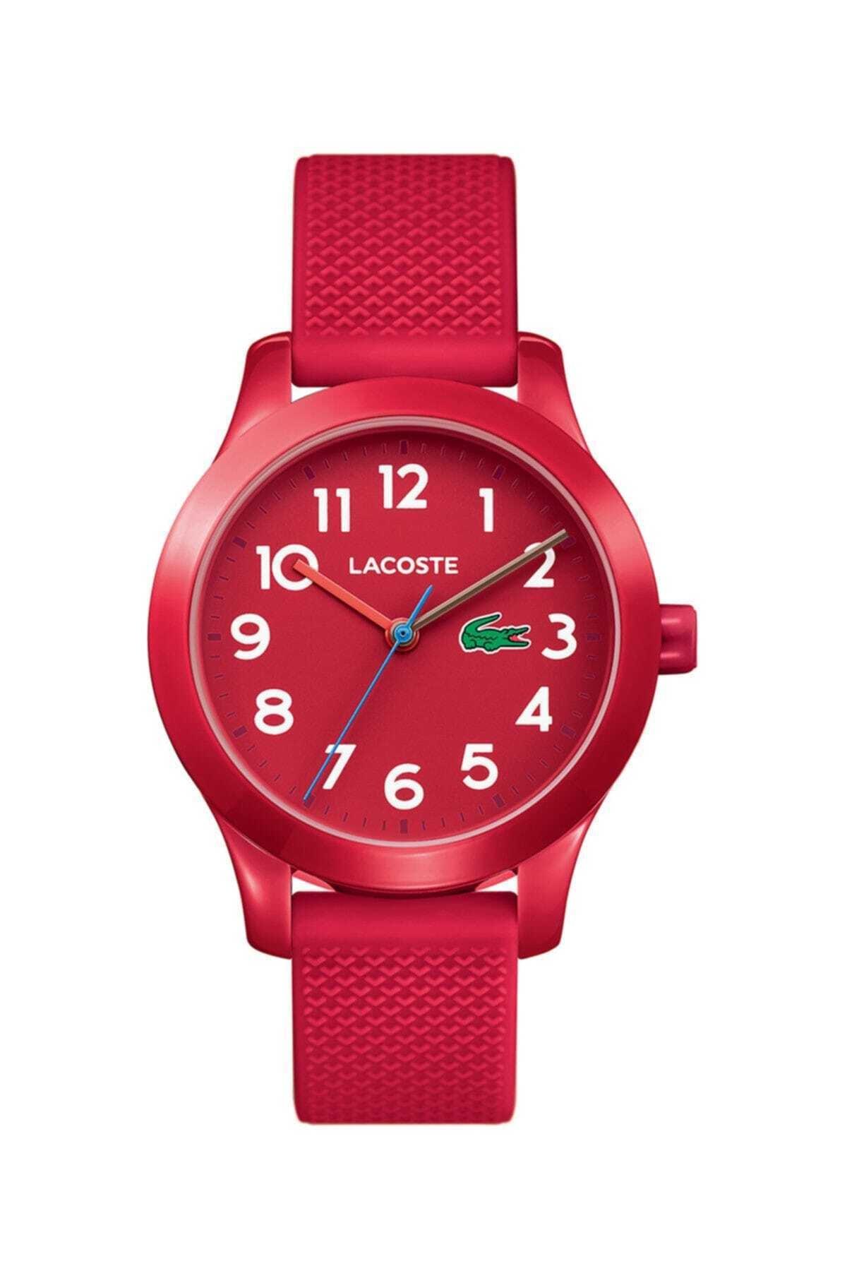 Unisex Çocuk Kırmızı  Kol Saati