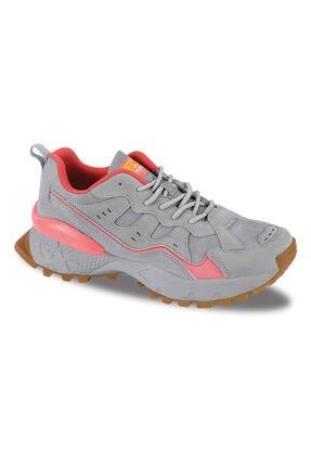 Jump 25760 Kadın Outdoor Spor Ayakkabı Gri 0