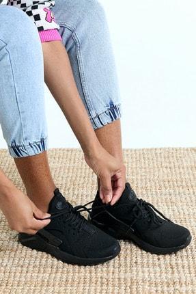 Tonny Black Unisex Siyah Sneaker HRC-Q-0 2