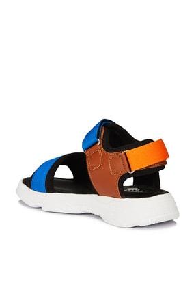 Vicco Nanga Iı Erkek Çocuk Gri Sandalet 3