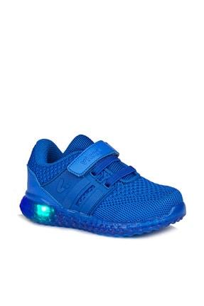 Vicco Flash Erkek Bebe Saks Mavi Spor Ayakkabı 0
