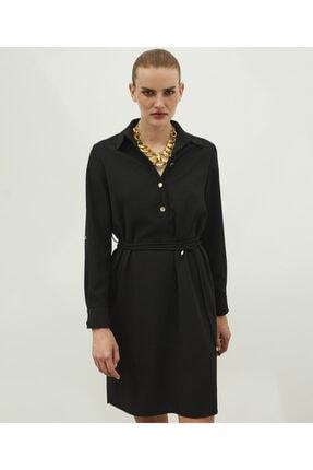İpekyol Kuşaklı Elbise 3