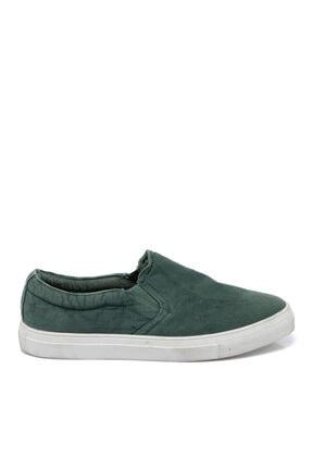 Tergan Erkek Yeşil Tekstil Ayakkabı 54775d7p 2