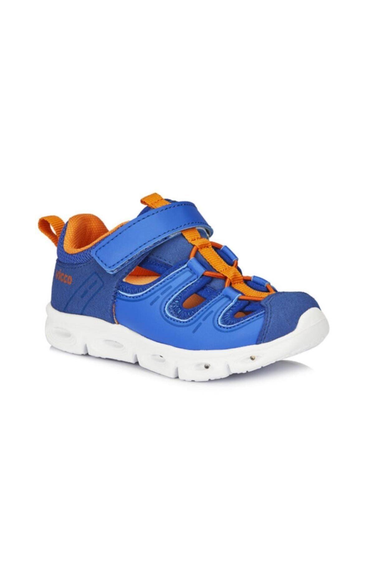 Çocuk  Patik Mavi Phylon Işıklı Sandalet