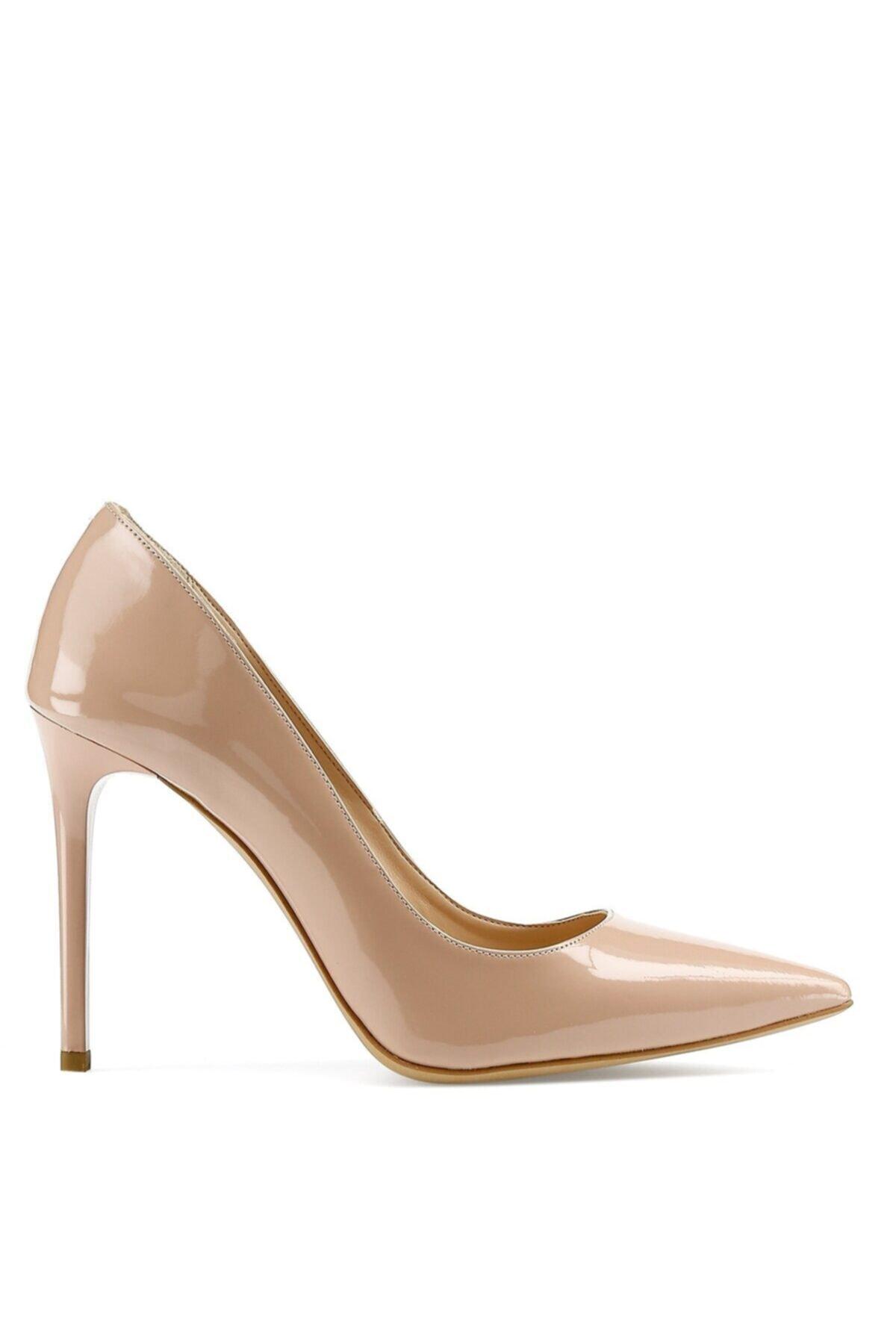 Sunde3 1pr Nude Kadın Gova Ayakkabı