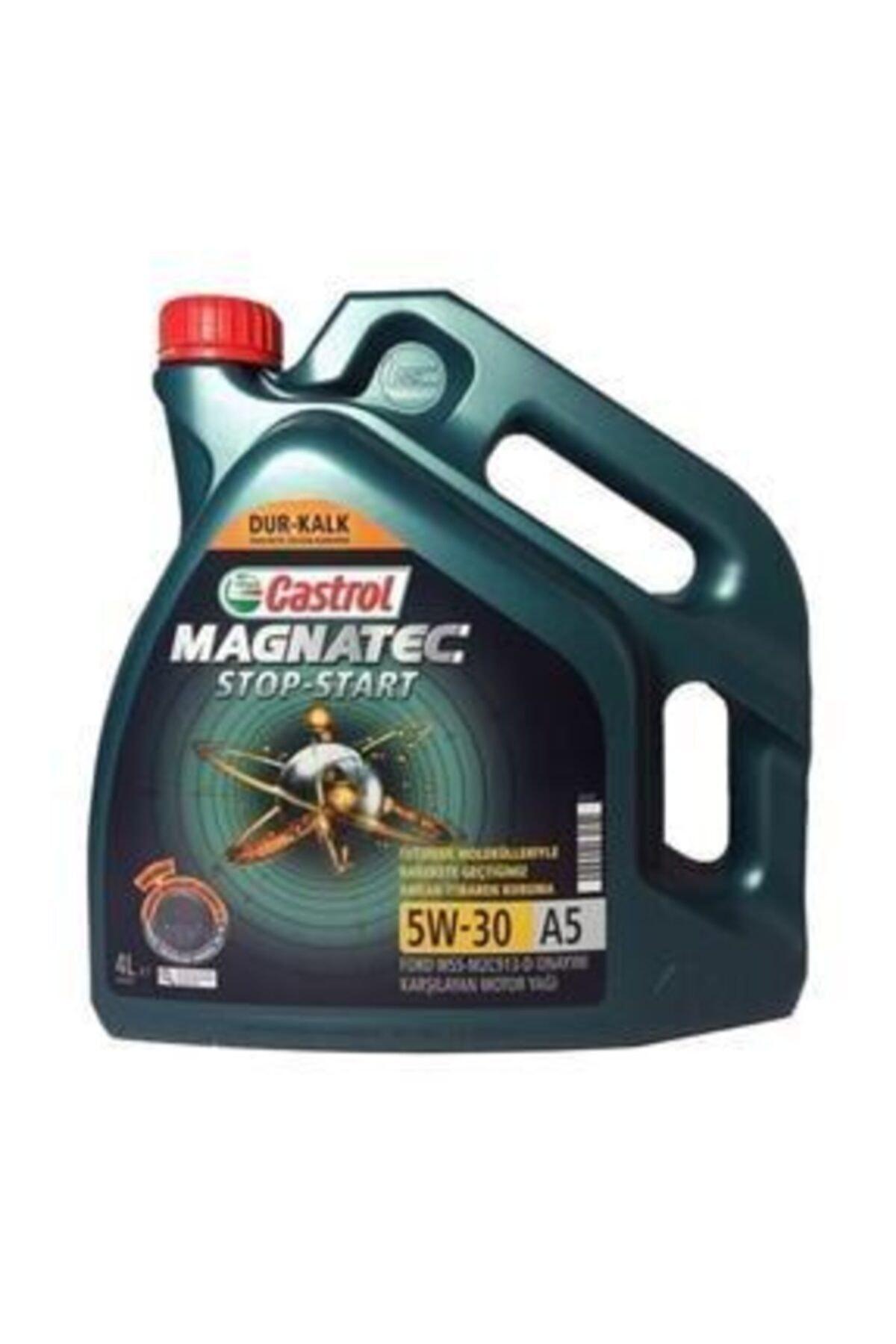 Magnatec 2021 Üretim Stop-start 5w-30 A5 4 Litre 2021 Üretim Motor Yağ