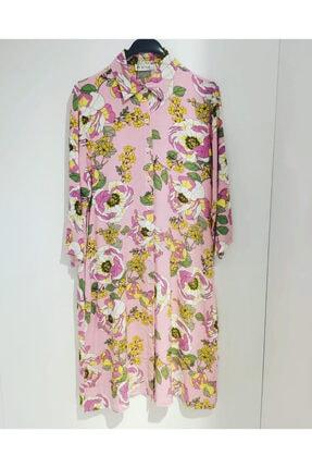 Diz Üstü Gömlek Elbise TYC00199731741
