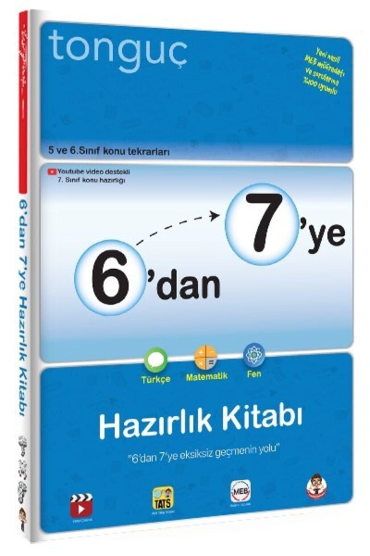6 Dan 7 Ye Hazırlık Kitabı