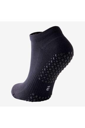 Kaymaz Tabanlı Çorap - Unisex - Pilates Çorabı , Yoga Çorabı , Fitness Çorabı Ve Dans Çorabı TYC00199214428