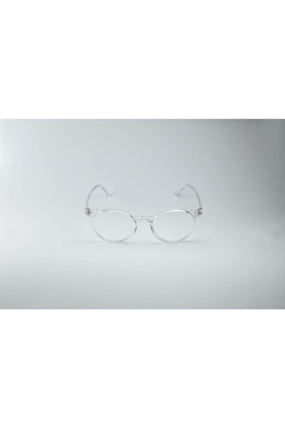 Unısex Mavi Işık Korumalı Gözlük