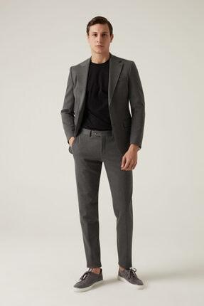 تصویر از Damat Slim Fit Antrasit Düz Takım Elbise
