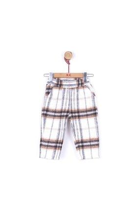 Picture of 51615 Kız Bebek Tartan Pantolon