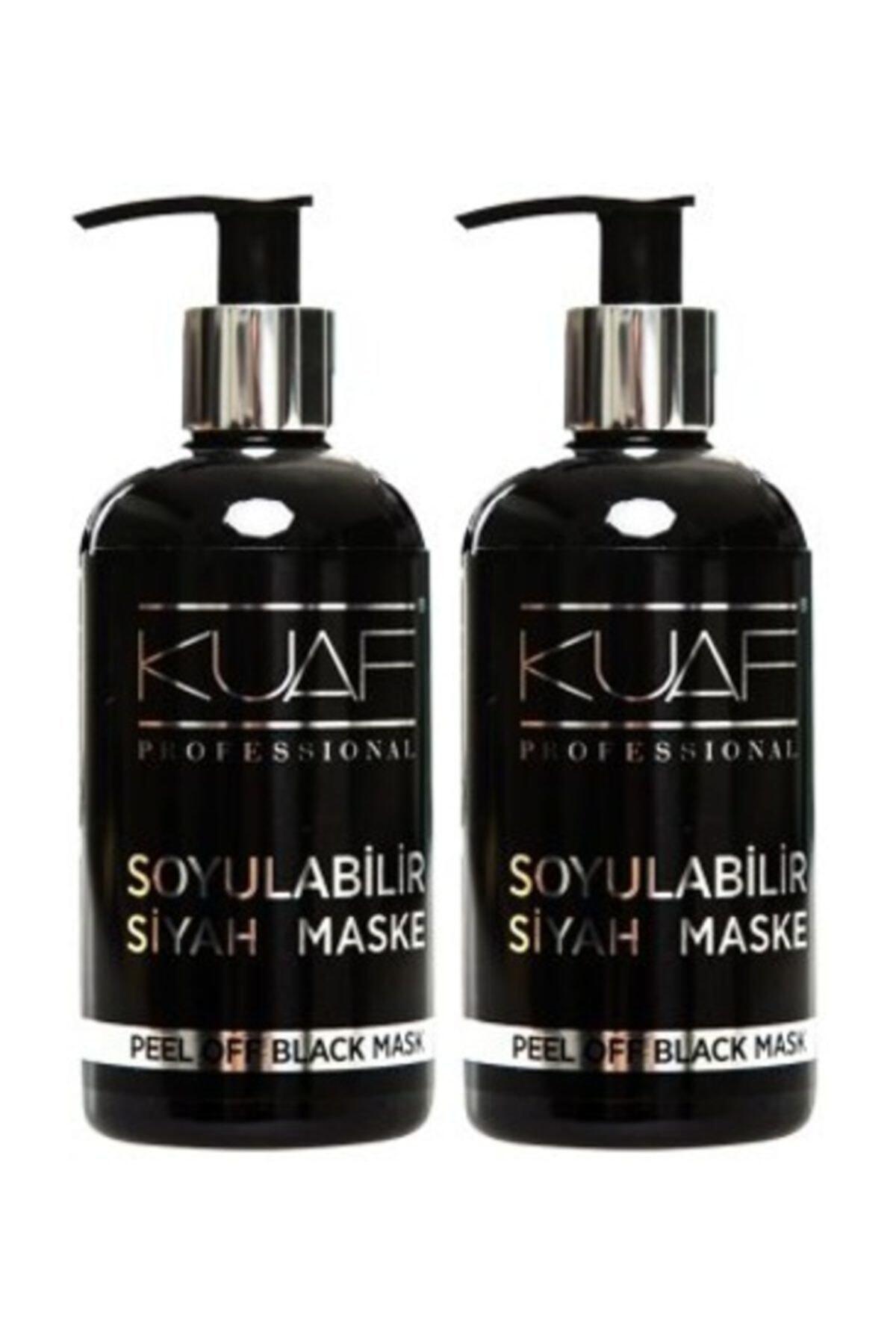 Soyulabilir Siyah Cilt Maskesi Pompalı 250 ml X 2 Adet