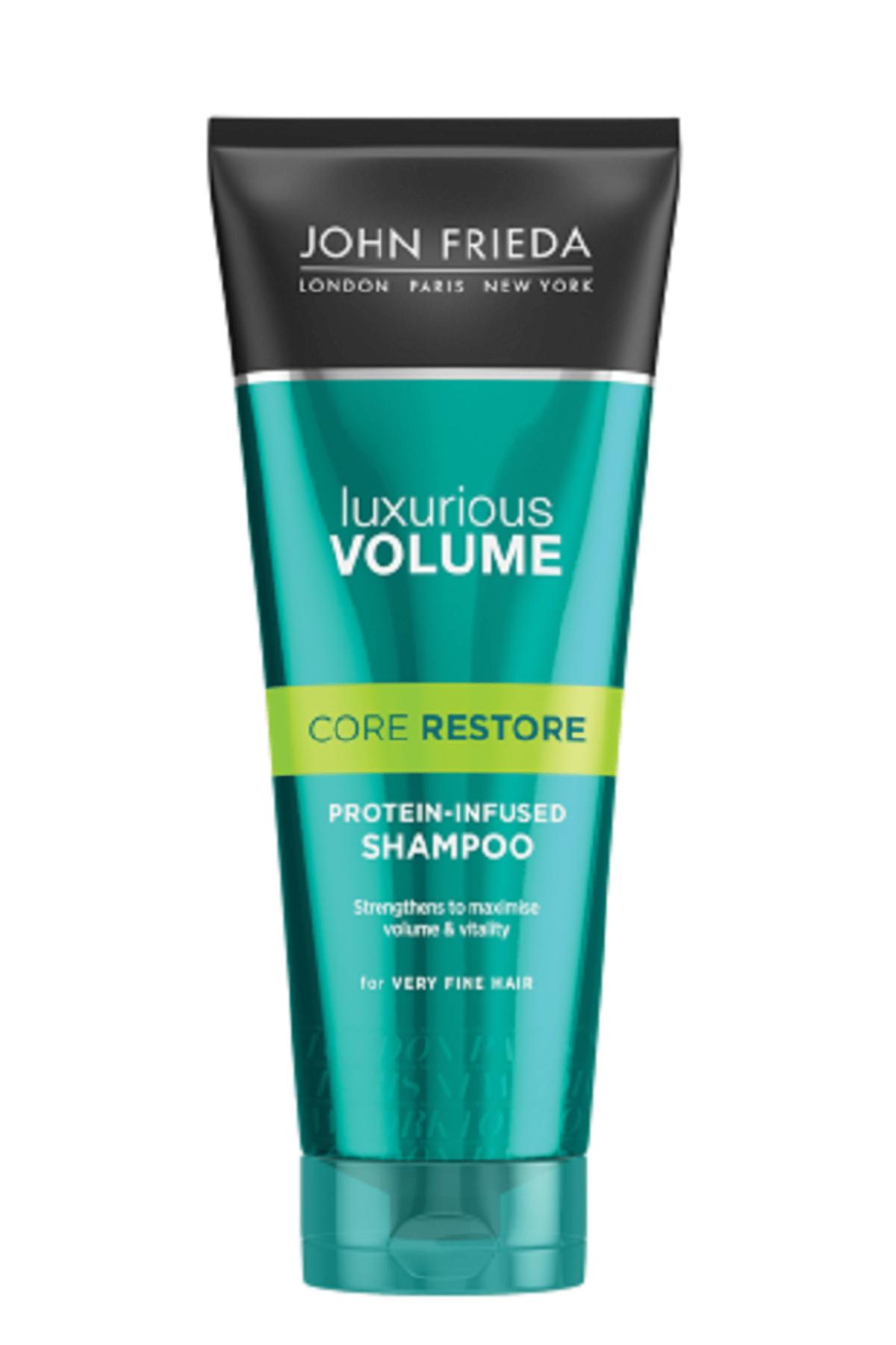Ince Ve Çok Ince Telli Saçlar Için Protein Bazlı Dolgunlaştırıcı Şampuan 250 ml