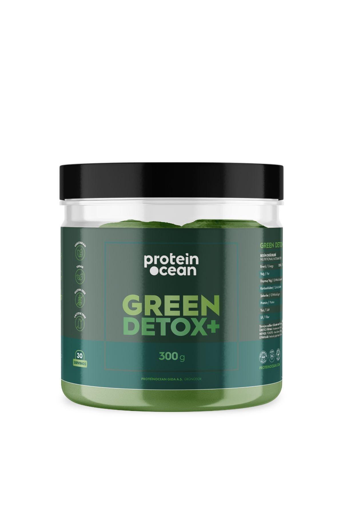 Green Detox+™ 300g 30 Servis