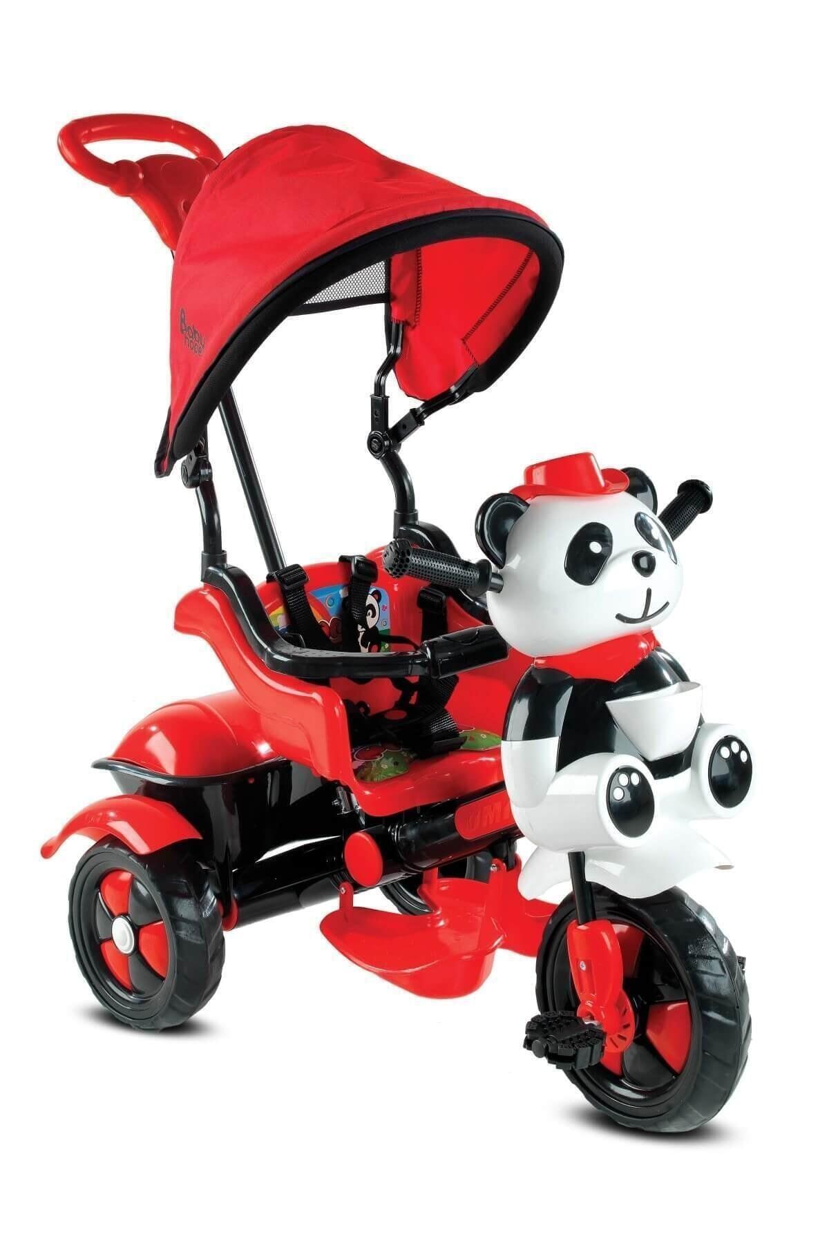 Ünalbaby 127 Little Panda 3 Tekerlekli Bisiklet 2018 /