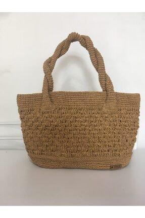 Kadın Çanta Hasır çanta