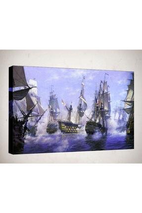 Kanvas Tablo - Gemi Resimleri - Gm26 133737-RD