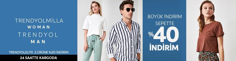 TRENDYOLMİLLA  & TRENDYOL MAN - Büyük İndirim   Online Satış, Outlet, Store, İndirim, Online Alışveriş, Online Shop, Online Satış Mağazası
