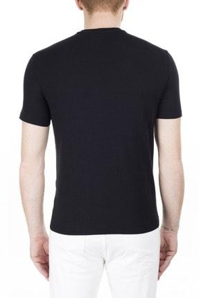 Emporio Armani Regular Fit T Shirt Erkek T Shirt 3H1T71 1J11Z 0999 1