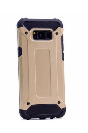 Dijimedia Galaxy S8 Kılıf Crash Silikon Kapak 0