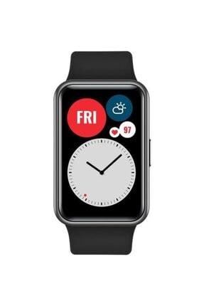Huawei Watch Fit Akıllı Saat - Siyah 0