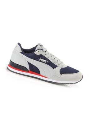 Puma 366811st Runner Buz Lacivert Erkek Spor Ayakkabı 1
