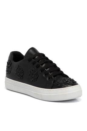 Tergan Kadın Siyah Tekstil  Ayakkabı 64258d62 0