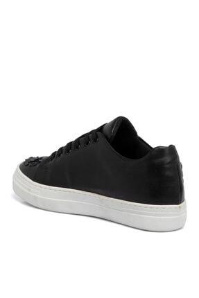 Tergan Kadın Siyah Tekstil  Ayakkabı 64258d62 1