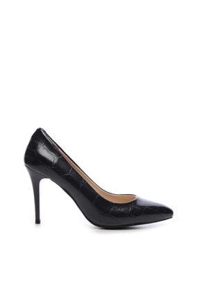 Kemal Tanca Kadın  Stiletto Ayakkabı 723 101 Bn Ayk Sk19-20 0