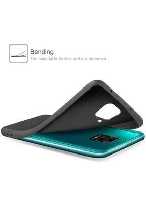 Telefon Aksesuarları Redmi Note 9s - Note 9 Pro - Max Yumuşak Silikon Kılıf Kırmızı 2